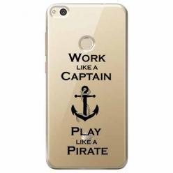 Etui na Huawei P9 Lite 2017 - Work like a Captain…