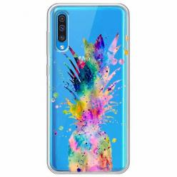 Etui na Samsung Galaxy A30s - Ananasowa eksplozja.