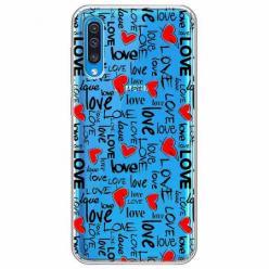 Etui na Samsung Galaxy A30s - Love, love, love…