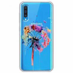 Etui na Samsung Galaxy A30s -  Watercolor dmuchawiec.