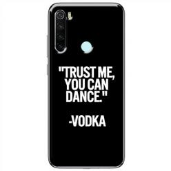 Etui na Xiaomi Redmi Note 8T - Trust me You can Dance