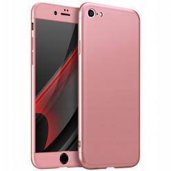 Etui na iPhone 7 - Slim MattE 360 - Różowy